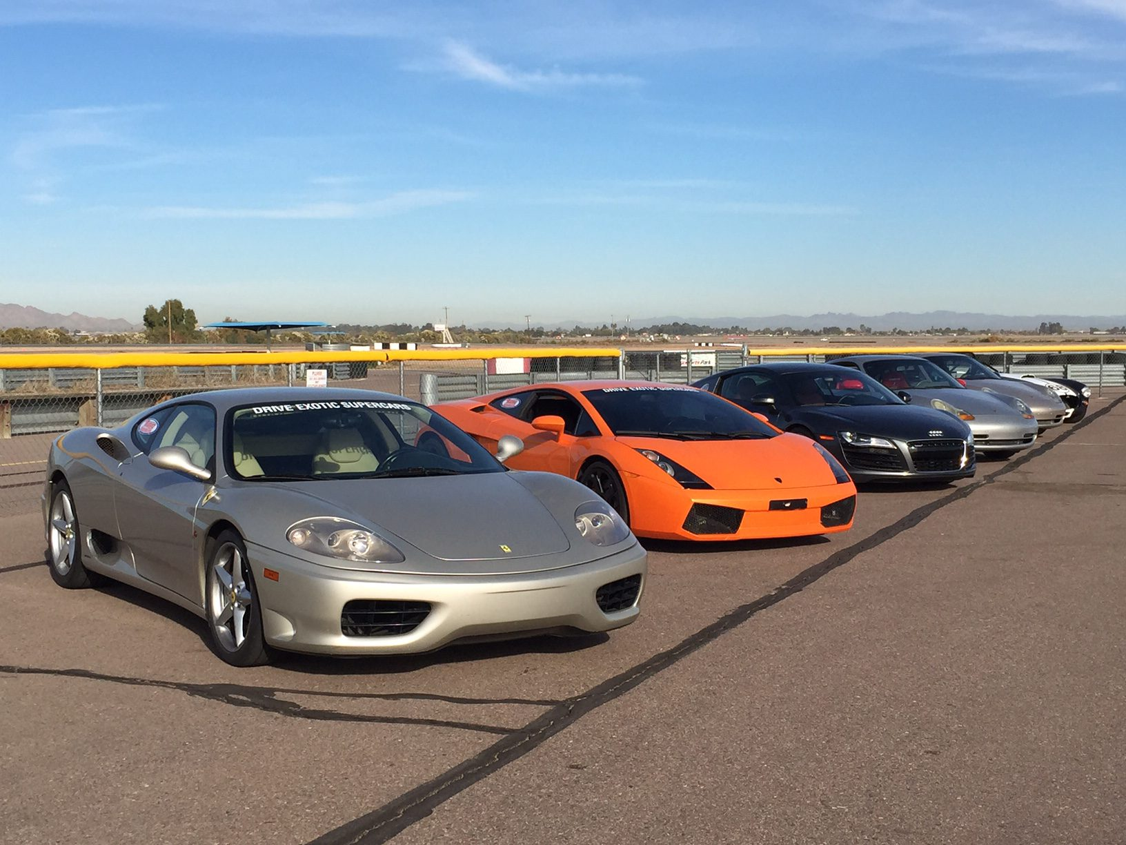 Exotic Supercar Experience Grandsport Motorsports Park