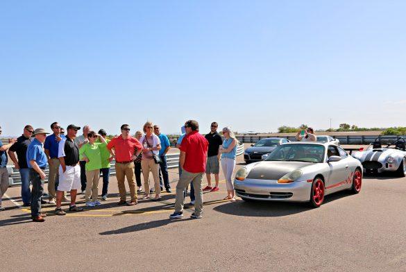 Platinum Car plus Porsche Hot Laps