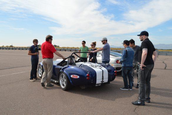 Porsche and Cobra