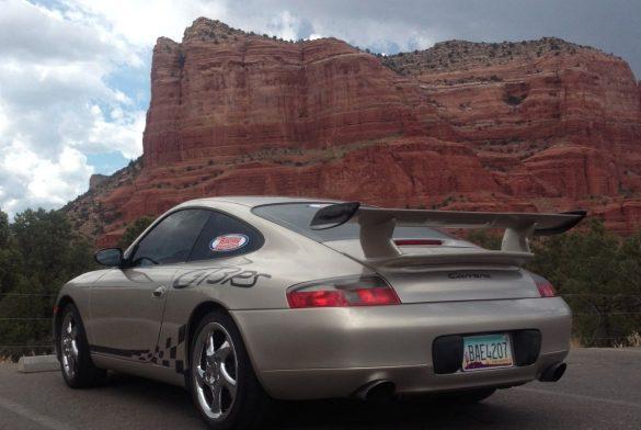 Porsche 911 Carrera Racecar
