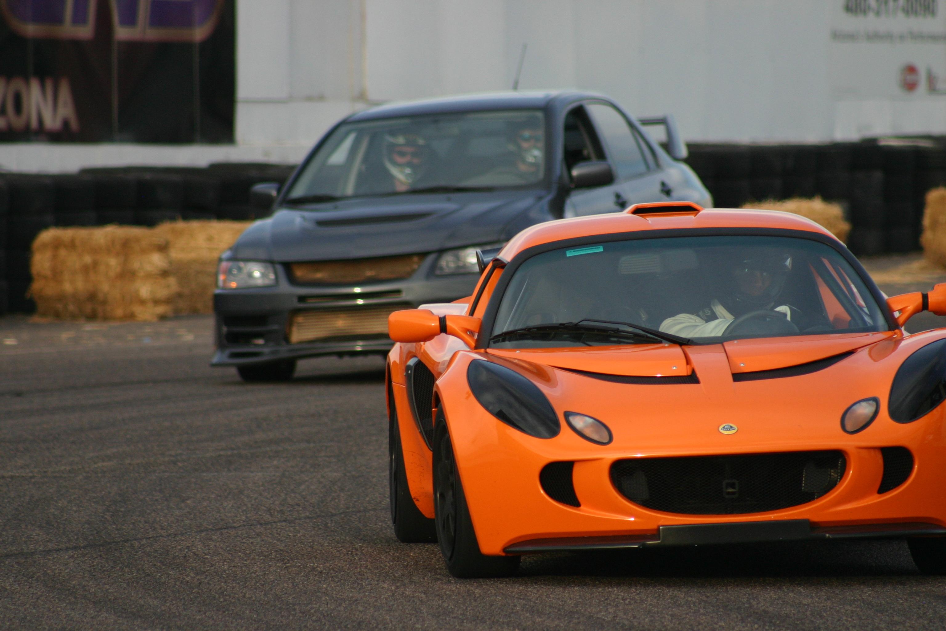 Grandsport track days lotus